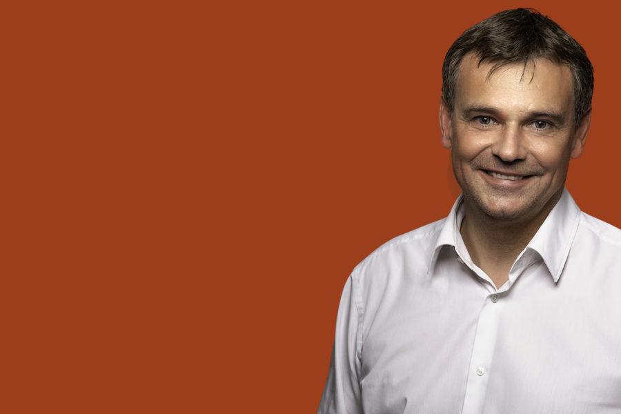 Portraitbild von Markus Herbert Weske MdL